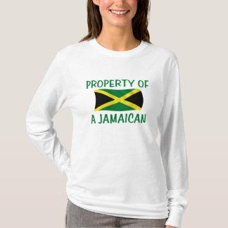 Camiseta Propiedad de un jamaicano