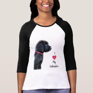 Camiseta Propiedad de un Labrador - amor de I mi Labrador