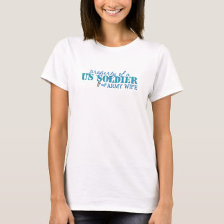 Camiseta Propiedad de un SOLDADO de los E.E.U.U.