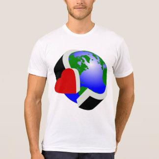 Camiseta Protección del medio ambiente del Día de la Tierra