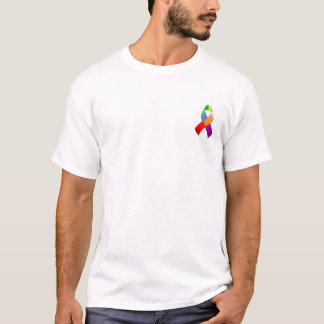 Camiseta proteja el matrimonio homosexual