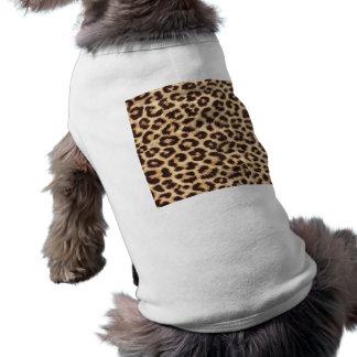 Camiseta proveída de costillas perrito del tanque