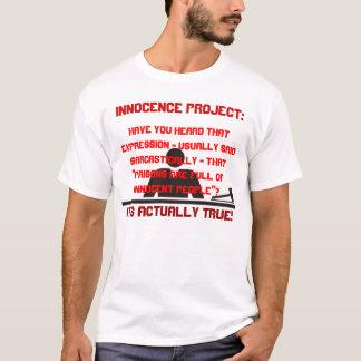 Camiseta Proyecto de la inocencia