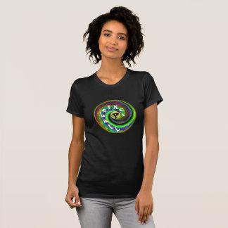 Camiseta psicodélica de Pickleball