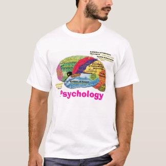 Camiseta Psicología del cerebro