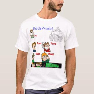 Camiseta ¡Publicidad de EddsWorld!
