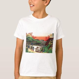 Camiseta Pueblo japonés