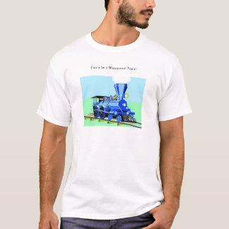 Camiseta ¿Puede ser un tren del bluuuuuuuue?
