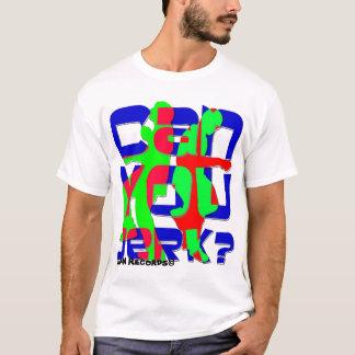Camiseta ¿Puede usted mover de un tirón?