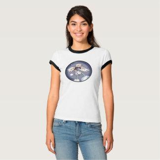 Camiseta Puedes Volar T-Shirt Para Dama