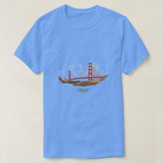 Camiseta Puente Golden Gate de San Francisco
