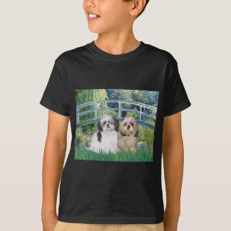 Camiseta Puente - Shih Tzu (dos - A+Y)