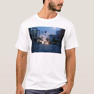 Camiseta puesta del sol de Venecia