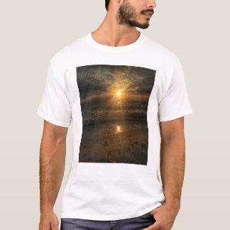 Camiseta Puesta del sol del verano