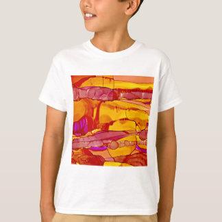 Camiseta Puesta del sol en el horizonte