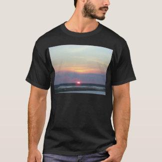Camiseta Puesta del sol sobre la bahía en Margate, NJ