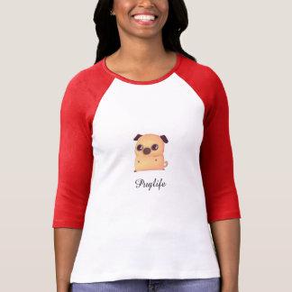 Camiseta PugLife dulce