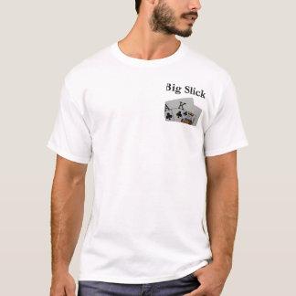Camiseta pulida/del póker grande