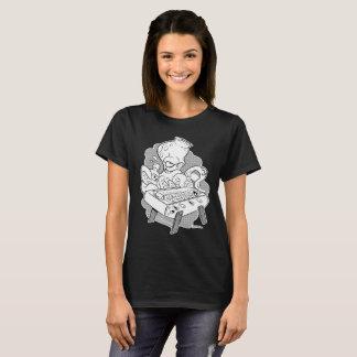 Camiseta Pulpo de futbolista Oldschool