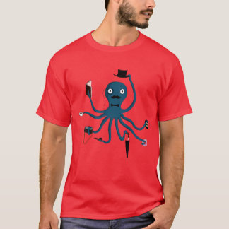 Camiseta Pulpo del inconformista