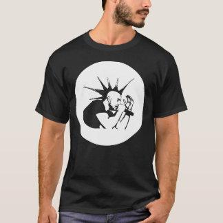 Camiseta Punkies Piet Soli Shirt negro