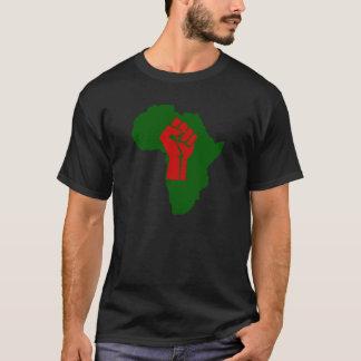 Camiseta Puño negro III de África Rasta