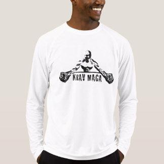 Camiseta Puños de Krav Maga del israelí