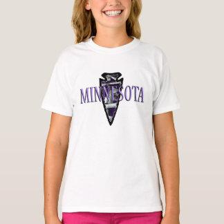 Camiseta Punta de flecha de Minnesota