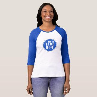 Camiseta Punto azul global