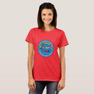 Camiseta Punto Hawaii de los peluqueros de la estación