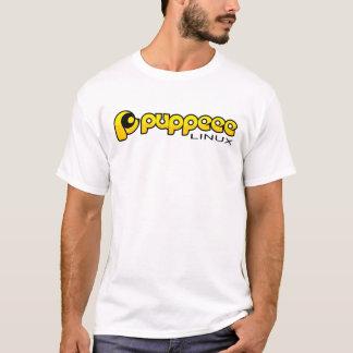 Camiseta Puppeee Linux