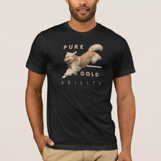 Camiseta 'PureGold de la agilidad del golden