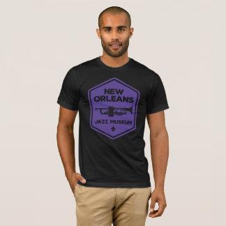 Camiseta (púrpura) de la trompeta de NOJM