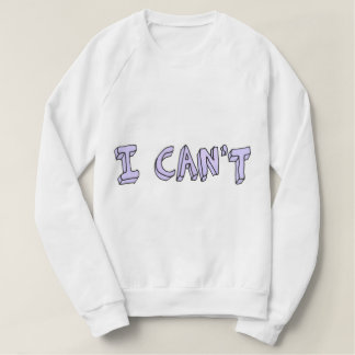 Camiseta púrpura divertida de la tipografía