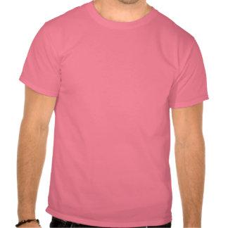 Camiseta púrpura enrrollada de la libertad