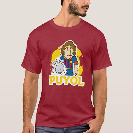 Camiseta Puyol