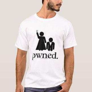 Camiseta pwned