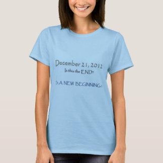 Camiseta Q&A maya 2012