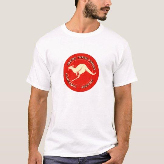 Camiseta Quantas Empire Airways