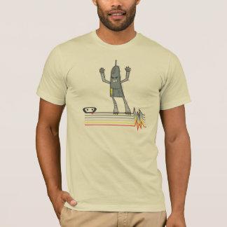 Camiseta Qubee Evil Robot Shirt