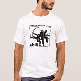 Camiseta Qué chicas quieren