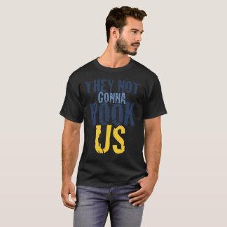Camiseta Que no van a estafarnos toman eso para los datos