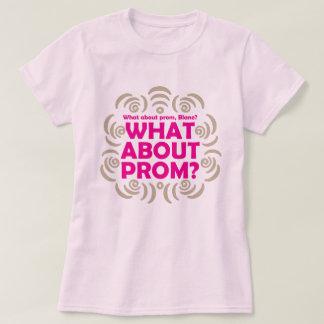 Camiseta ¡Qué sobre baile de fin de curso???! gráfico del
