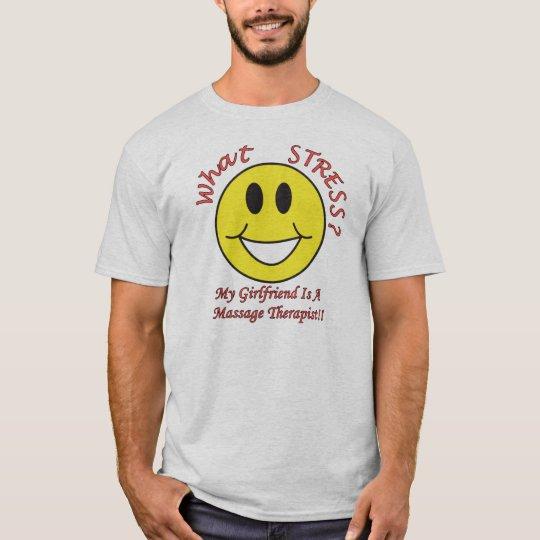 Camiseta Qué tensión