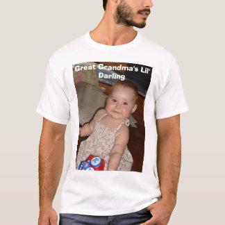 Camiseta Querido de Lil de la gran abuela