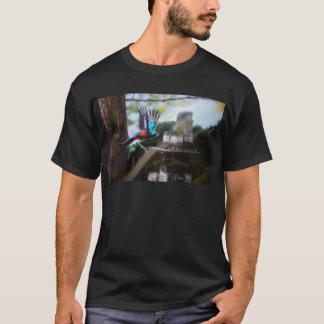Camiseta Quetzel en Tikal