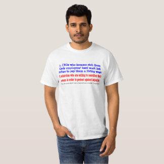 Camiseta ¿Quién es realmente desagradecido?