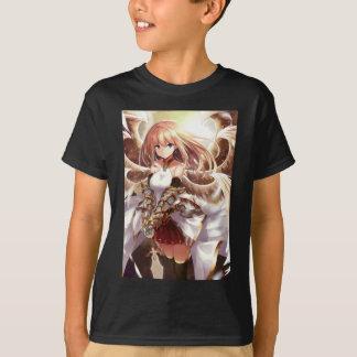 Camiseta ¿Quién es su waifu?