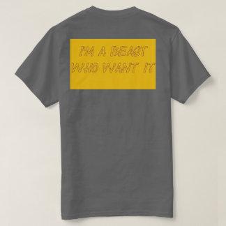 Camiseta Quién lo quieren