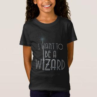 Camiseta Quiero ser mago